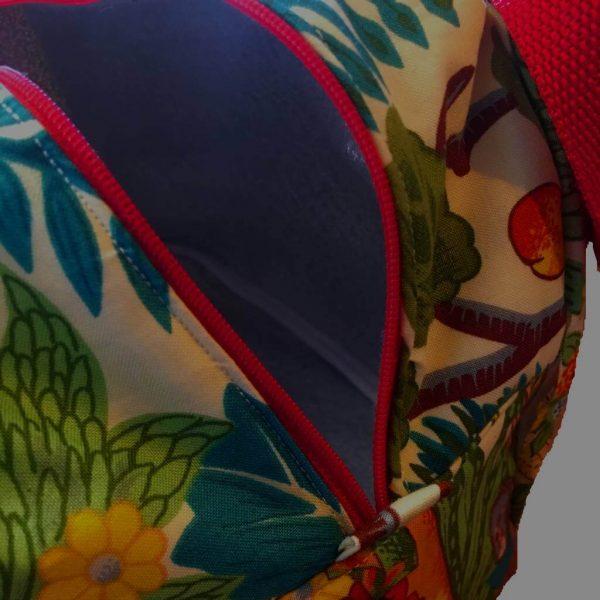 Lancheira térmica Frida Kahlo