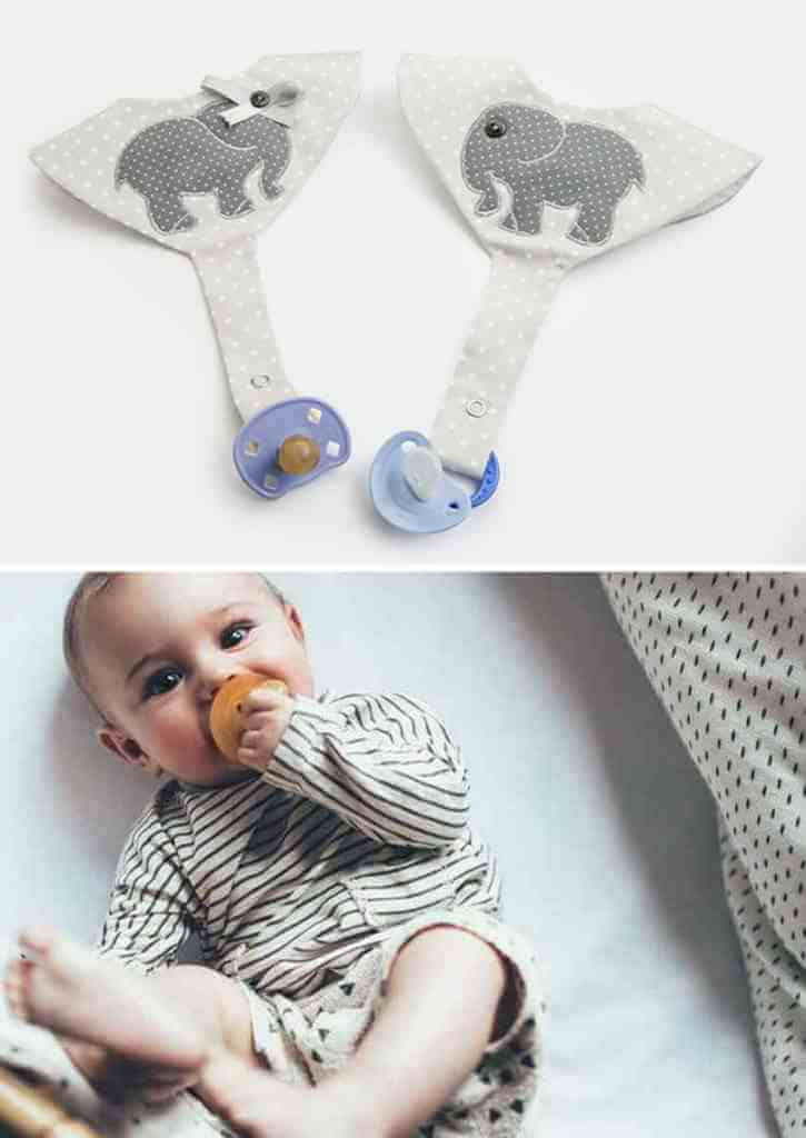 Babetes para bebé