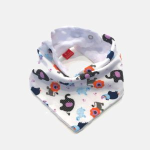 "Babete bandana para bebés ""Selva"""