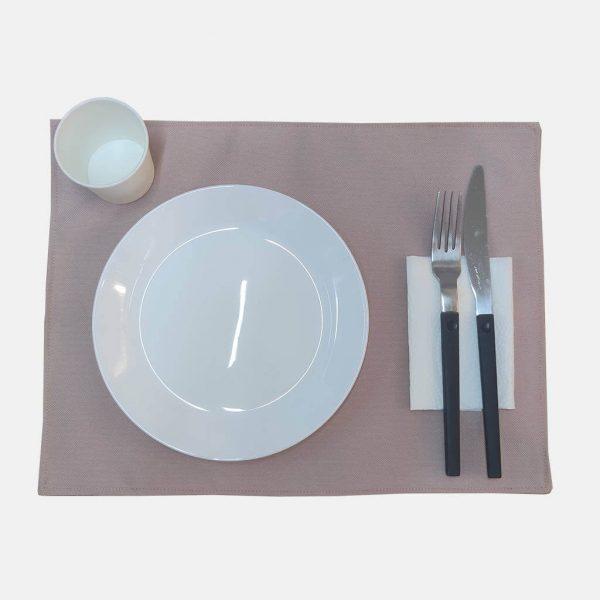Individuais de mesa ecológico