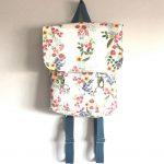 Mochila . Rucksac handmade muitooriginal . Backpack
