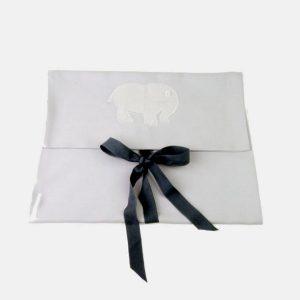 """Bolsa/Envelope para roupa de bebé """"Elefante"""""""
