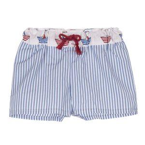 """Calções curtos de praia """"Miramar"""" . Shorts de praia"""