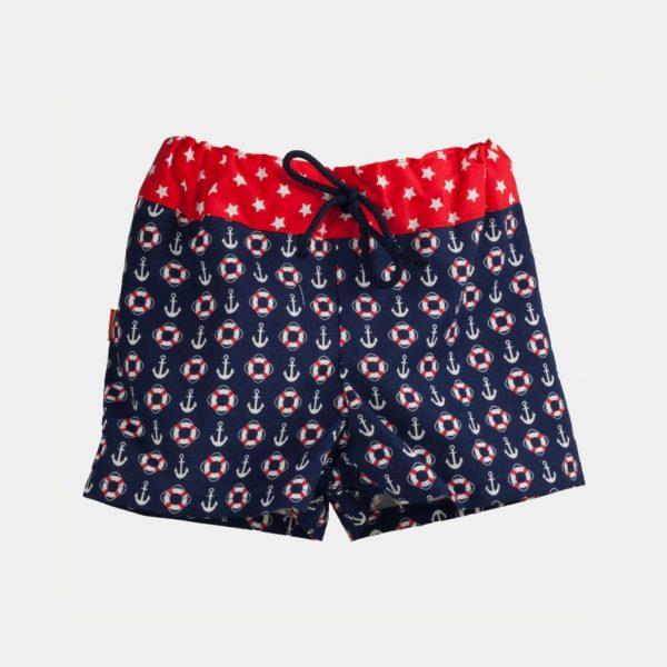 """Calções de banho """"Lavadores"""" . Shorts de praia"""