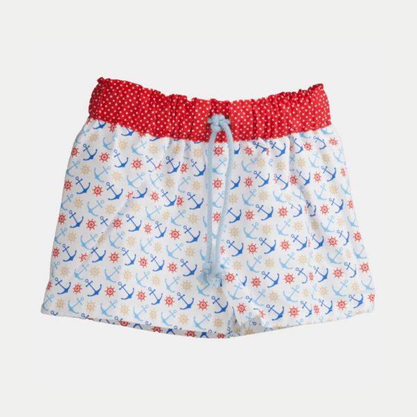 """Shorts para a praia """"Matosinhos"""" - Calção de banho"""