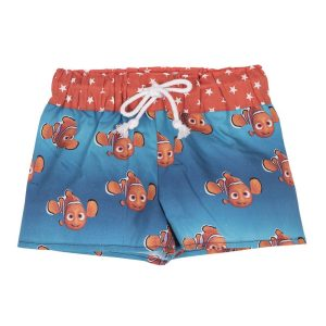 """Calções de banho """"Nemo"""" . Shorts para praia"""