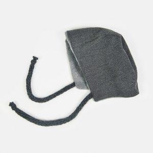 """Toucas para criança """"cinza"""" . Child bonnet"""