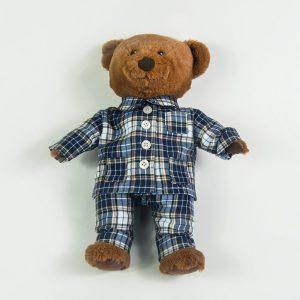 Ursinho fofo para bebé com pijama