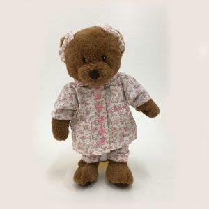 Ursinho fofa com pijama handmade